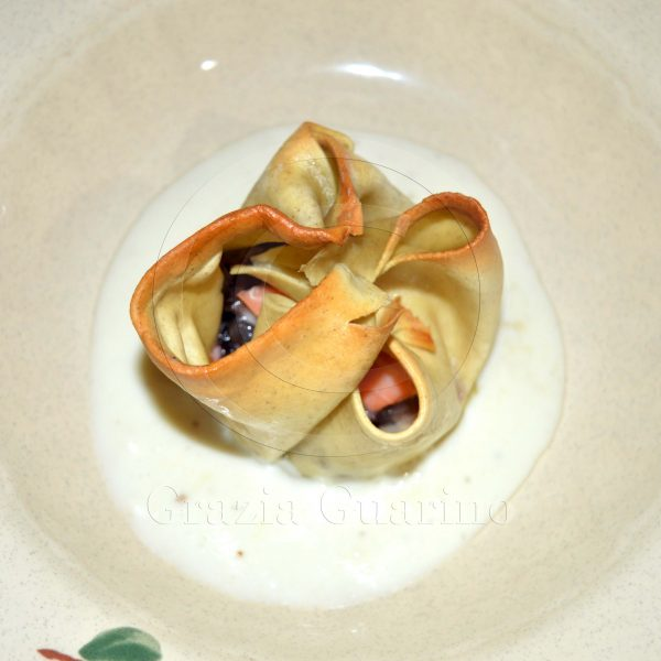 Fagottini di pasta