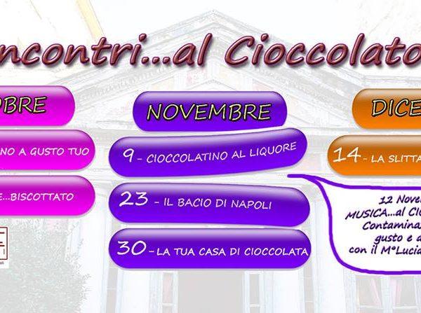 Incontri al cioccolato